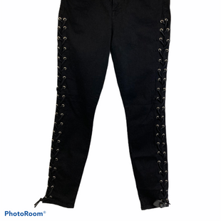 Primary Photo - BRAND: GOOD AMERICAN STYLE: JEANS COLOR: BLACK SIZE: 10 SKU: 311-31130-2961