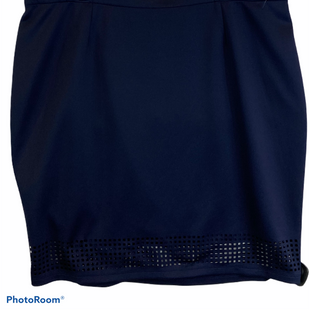 Primary Photo - BRAND: 6TH & LANE STYLE: SKIRT COLOR: NAVY SIZE: 3X SKU: 311-31116-1004