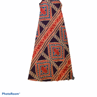 Primary Photo - BRAND: CHAPS STYLE: DRESS LONG SLEEVELESS COLOR: PRINT SIZE: S SKU: 311-31130-4668100% COTTON