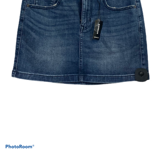 Primary Photo - BRAND: EXPRESS STYLE: SKIRT  BLUECOLOR: DENIM SIZE: 4 SKU: 311-31116-2325MID RISE