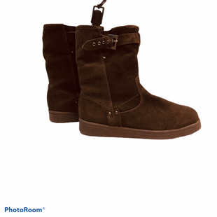 Primary Photo - BRAND: MARC FISHER STYLE: BOOTS ANKLE COLOR: BROWN SIZE: 7 SKU: 311-31111-34905