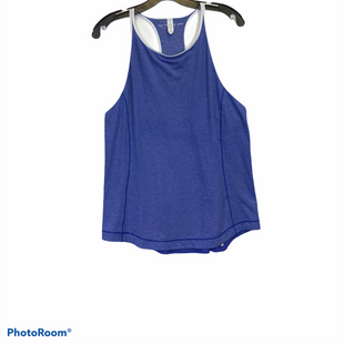 Primary Photo - BRAND: LULULEMON STYLE: ATHLETIC TANK TOP COLOR: BLUE SIZE: 10 SKU: 311-31120-16028