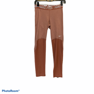 Primary Photo - BRAND: NIKE STYLE: ATHLETIC PANTS COLOR: ORANGE SIZE: XS SKU: 311-31116-2767