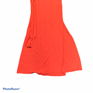 Primary Photo - BRAND:  CMA STYLE: DRESS DESIGNER COLOR: CORAL SIZE: M OTHER INFO: RORY BECA  - SKU: 311-31111-37121HIGH SIDE SPLITS