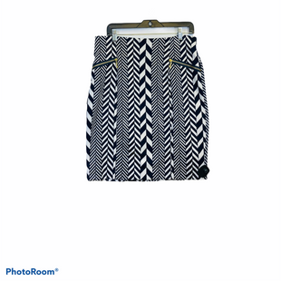Primary Photo - BRAND: MICHAEL BY MICHAEL KORS STYLE: SKIRT COLOR: BLUE WHITE SIZE: M OTHER INFO: 10 SKU: 311-31116-2734