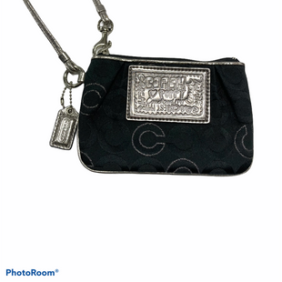 Primary Photo - BRAND: COACH STYLE: WRISTLET COLOR: BLACK SKU: 311-31120-16459