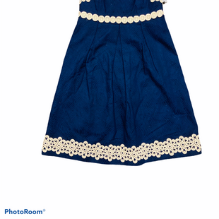 Primary Photo - BRAND: LILLY PULITZER STYLE: DRESS SHORT SLEEVELESS COLOR: NAVY SIZE: XS SKU: 311-31130-4944100% COTTON