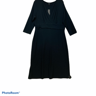 Primary Photo - BRAND: TALBOTS STYLE: DRESS SHORT LONG SLEEVE COLOR: BLACK SIZE: XL SKU: 311-31116-1358