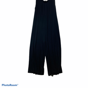 Primary Photo - BRAND:   CMC STYLE: DRESS LONG SHORT SLEEVE COLOR: BLACK SIZE: 1X OTHER INFO: LIVD - NEW JUMPSUIT SKU: 311-31111-3871797% RAYON / 3% SPANDEXTRENDY COMFY CASUAL WITH POCKETS
