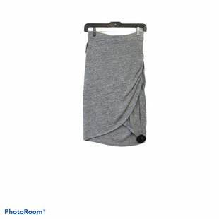Primary Photo - BRAND:   CMC STYLE: SKIRT COLOR: GREY SIZE: S OTHER INFO: WILFRED - SKU: 311-31120-16219RAYON POLY SPANDEX