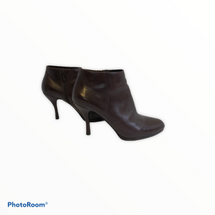 Primary Photo - BRAND: VIA SPIGA STYLE: BOOTS ANKLE COLOR: BROWN SIZE: 6.5 SKU: 311-31111-38939
