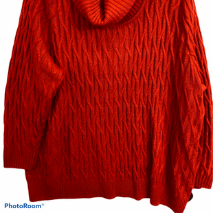 Primary Photo - BRAND: AVENUE STYLE: SWEATER HEAVYWEIGHT COLOR: RED SIZE: 4X SKU: 311-31111-32669