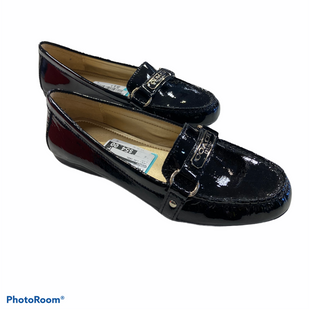 Primary Photo - BRAND: COACH STYLE: SHOES LOW HEEL COLOR: BLACK SIZE: 8 SKU: 311-31120-16674