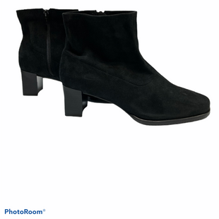 Primary Photo - BRAND: CLOUDWALKERS STYLE: BOOTS ANKLE COLOR: BLACK SIZE: 10 SKU: 311-31120-8086