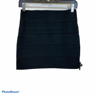 Primary Photo - BRAND:    CLOTHES MENTOR STYLE: SKIRT COLOR: BLACK SIZE: S SKU: 311-31111-39801