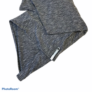 Primary Photo - BRAND: LULULEMON STYLE: SCARF COLOR: BLACK SILVER SKU: 311-31111-32868