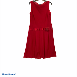 Primary Photo - BRAND: JONES WEAR STYLE: DRESS SHORT SLEEVELESS COLOR: RED SIZE: M SKU: 311-31130-4388
