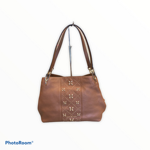 Primary Photo - BRAND: MICHAEL KORS STYLE: HANDBAG DESIGNER COLOR: CAMEL SIZE: MEDIUM SKU: 311-31111-39603