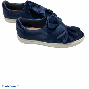 Primary Photo - BRAND: HALOGEN STYLE: SHOES FLATS COLOR: BLUE WHITE SIZE: 7 SKU: 311-31116-2798