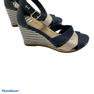 Primary Photo - BRAND: SPERRY STYLE: SANDALS HIGH COLOR: BLUE SIZE: 6 OTHER INFO: NO SIGNS OF WEAR SKU: 311-31111-41106
