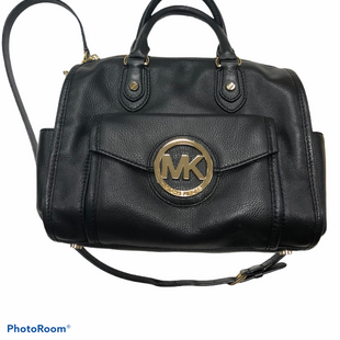 Primary Photo - BRAND: MICHAEL KORS STYLE: HANDBAG DESIGNER COLOR: BLACK SIZE: MEDIUM SKU: 311-31130-1252