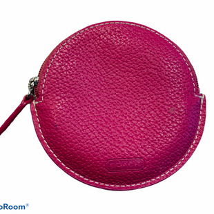 Primary Photo - BRAND: COACH STYLE: COIN PURSE COLOR: PINK SIZE: SMALL SKU: 311-31120-16174