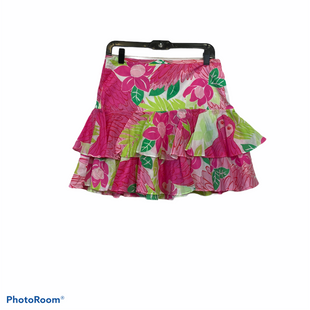 Primary Photo - BRAND: LILLY PULITZER STYLE: SKIRT COLOR: MULTI SIZE: 4 SKU: 311-31120-15468. 100% COTTON.