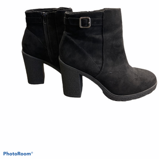 Primary Photo - BRAND: LANE BRYANT STYLE: BOOTS ANKLE COLOR: BLACK SIZE: 8 SKU: 311-31130-2498