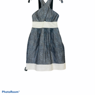 Primary Photo - BRAND: BUFFALO STYLE: DRESS SHORT SLEEVELESS COLOR: BLUE WHITE SIZE: XS SKU: 311-31130-4031