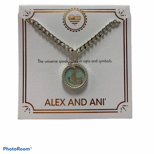 Primary Photo - BRAND: ALEX AND ANI STYLE: NECKLACE COLOR: NAUTICAL OTHER INFO: 925 STERLING SILVER SKU: 311-31116-1557
