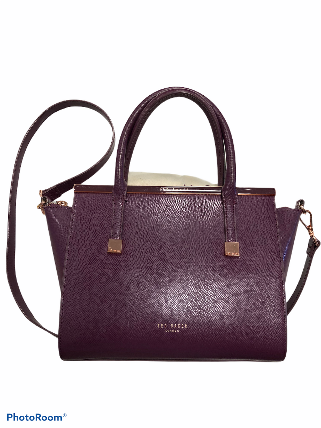 SALE ALERT - Handbag Designer By Ted Baker  Size: Medium