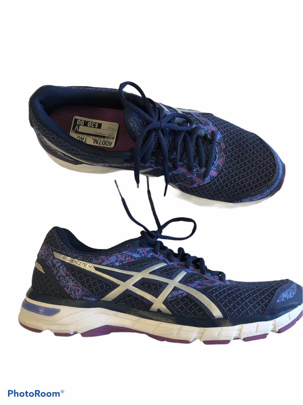 Shoes Athletic By Asics  Size: 11