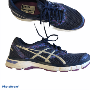 Shoes Athletic By Asics  Size: 11 - BRAND: ASICS STYLE: SHOES ATHLETIC COLOR: MULTI SIZE: 11 SKU: 311-31120-8831