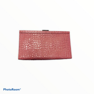 Clutch By Banana Republic  Size: 01 Piece - BRAND: BANANA REPUBLIC STYLE: CLUTCH COLOR: PINK SIZE: 01 PIECE SKU: 311-31111-34235