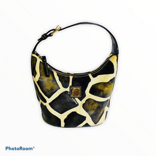 Handbag Designer By Dooney And Bourke  Size: Small - BRAND: DOONEY AND BOURKE STYLE: HANDBAG DESIGNER COLOR: ANIMAL PRINT SIZE: SMALL SKU: 311-31111-38365