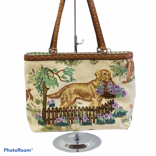 Handbag By Isabella Fiore  Size: Medium - BRAND: ISABELLA FIORE STYLE: HANDBAG COLOR: MULTI SIZE: MEDIUM SKU: 311-31120-12325
