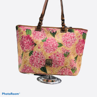 Handbag By Dooney And Bourke  Size: Large - BRAND: DOONEY AND BOURKE STYLE: HANDBAG COLOR: FLORAL SIZE: LARGE SKU: 311-31120-15163