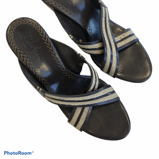 Sandals High By Cole-haan  Size: 8 - BRAND: COLE-HAAN STYLE: SANDALS HIGH COLOR: BROWN SIZE: 8 SKU: 311-31111-32183