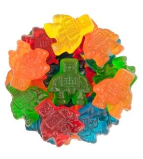 Robot Gummies - Chocolate Works of Bellmore