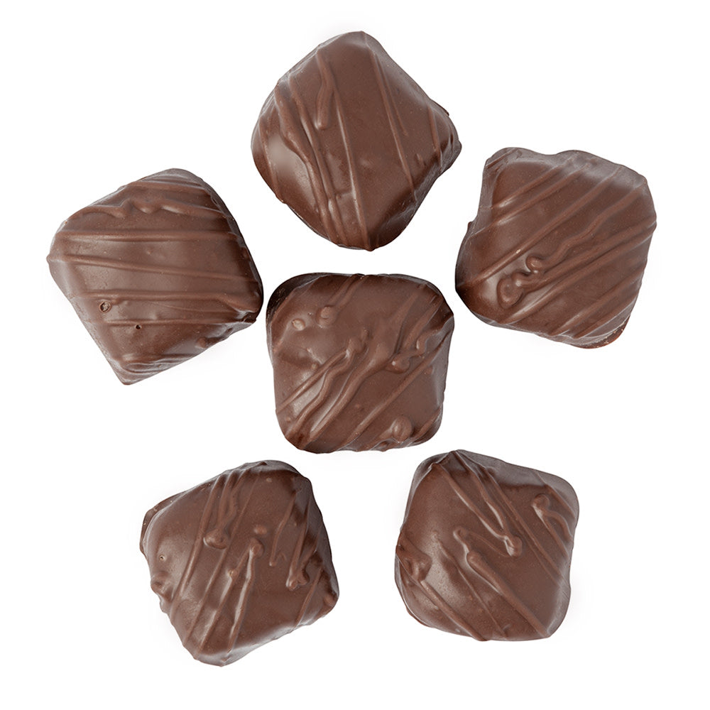 Chocolate Caramel -Sugar Free - Chocolate Works of Bellmore
