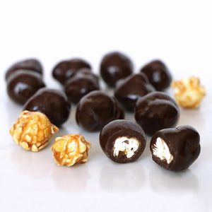 Sea-salt Caramel Popcorn - Chocolate Works of Bellmore
