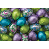 Foiled Milk Chocolate Eggs - Chocolate Works of Bellmore
