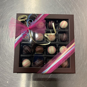 Assorted Truffle Box - Chocolate Works of Bellmore