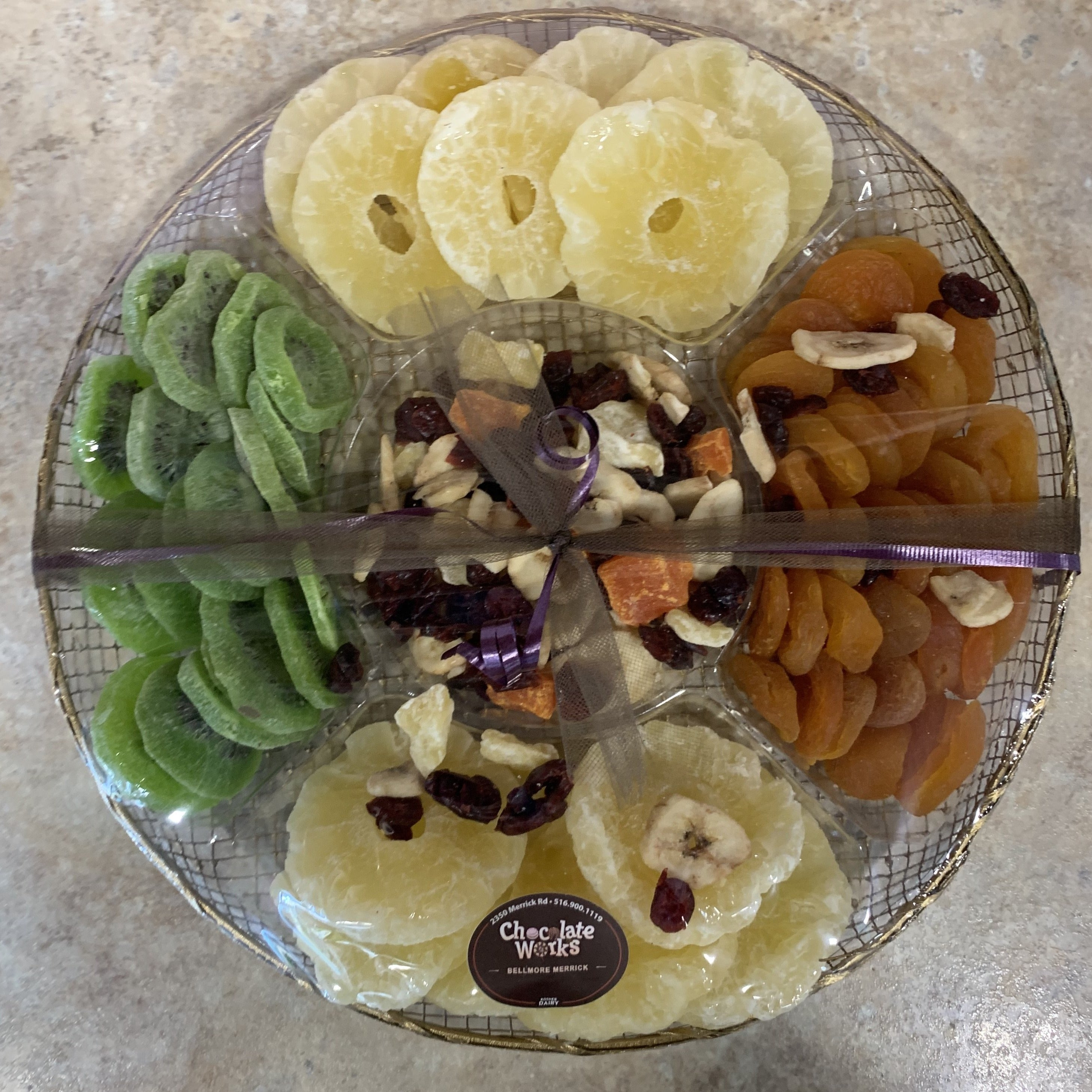 Dried Fruit Platter (Large)
