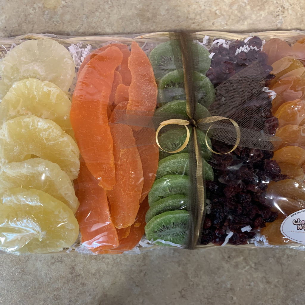 Dried Fruit Platter