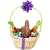 Custom Easter Basket - Chocolate Works of Bellmore