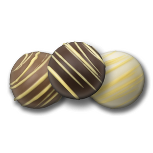 Hazelnut Chocolate Truffles - Chocolate Works of Bellmore
