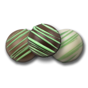 Irish Cream Chocolate Truffles - Chocolate Works of Bellmore