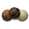 Sea-salt Caramel Chocolate Truffles - Chocolate Works of Bellmore