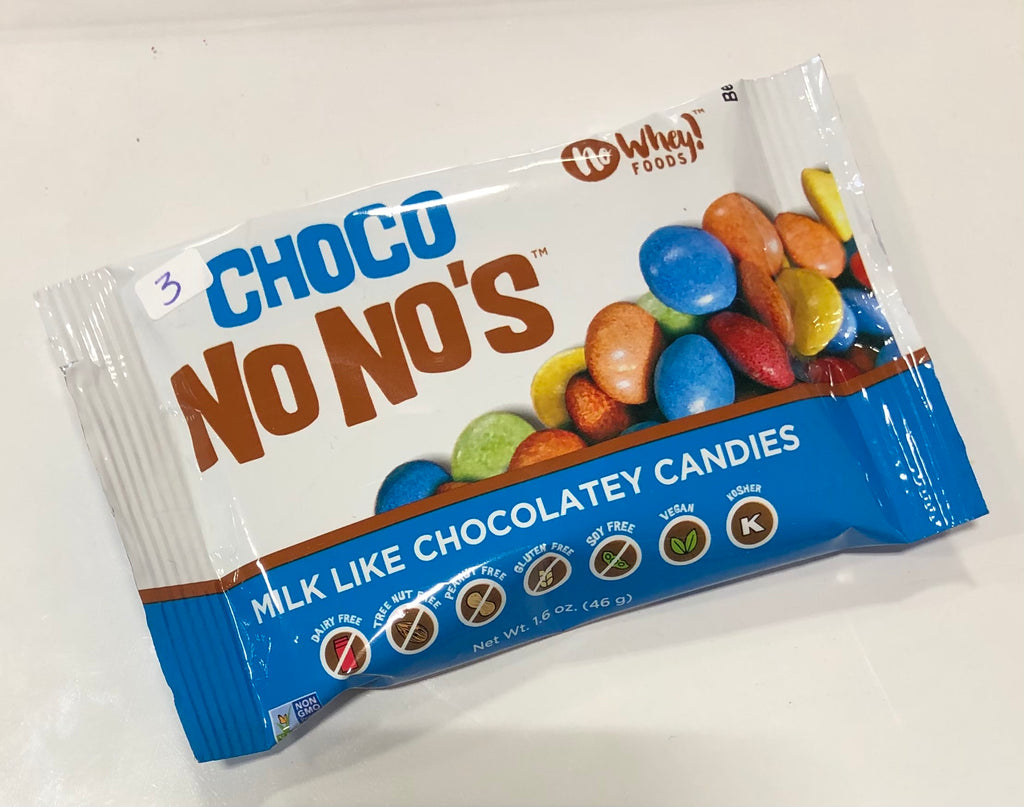 No Whey! Chocolate Candies